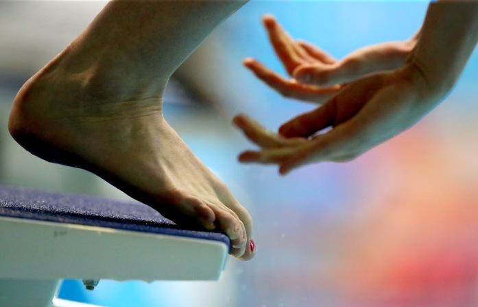 Swimming-Start-block-close-up
